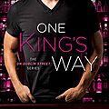 One king's way (on dublin street #6.5) by samantha young