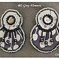 BO Grey Flowers