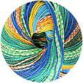 Nouveau coloris <b>cotons</b> à crocheter pour freeform + question défi