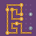 Logique ; <b>Labyrinthe</b> de nombres
