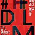 Programme de la fête de la musique à avranches - samedi 20 et dimanche 21 juin 2015