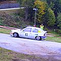 36ème Course de Cote Régional des Hautes <b>Vosges</b> 2008 VENTRON