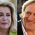 Catherine deneuve + gérard depardieu = bonne pomme