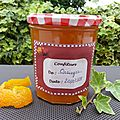 Confiture <b>d</b>'<b>oranges</b> au thermomix