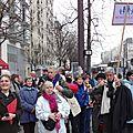 Manif à Paris - 13 janvier 2013