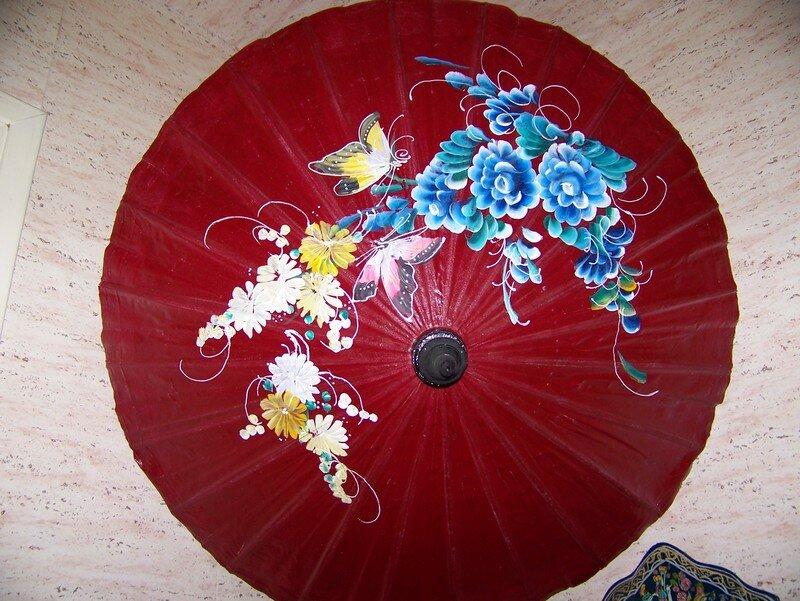 ombrelle coton