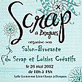 Salon de scrap à bergues