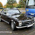 Mercedes 230 SL pagode (Retrorencard novembre 2012) 01