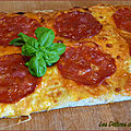 Pâte à pizza fonzarelli