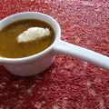 Soupe d'ortie à ma façon