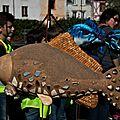 O' fish parade - festival de loire orléans 2013