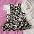 Une robe et sa sous robe