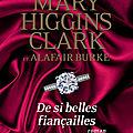 Mary Higgins Clark / <b>Alafair</b> <b>Burke</b>