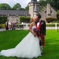 A wonderful wedding…..
