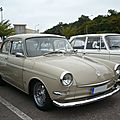 VOLKSWAGEN VW 1600 IE Automatic type 3 notchback Créhange (1)