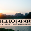 Hello Japan: Part VII ~ De <b>Shinjuku</b> à Shibuya & Retour