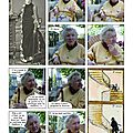 Pauline page 43 : la gifle de sarah bernhardt