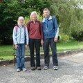 Une famille australienne à la découverte du <b>Vercors</b>