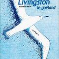 La couverture et l'affiche:jonathan livingston le goéland