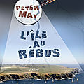 L'île au rébus - peter may