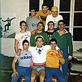 EIS. Ecole Interarmées des Sports de Fontainebleau. CT1 de 1975. Publié le 12 décembre 1998.