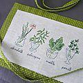 Herbes aromatiques # 2