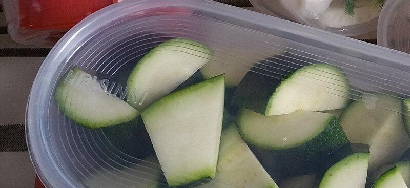 Légumes à congeler 2