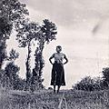 Lettre de Denise à Philippe, Paris, ce 20 juillet 1935