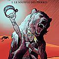 <b>Erik</b> <b>L</b>'<b>Homme</b> - Terre-Dragon I: Le souffle des pierres