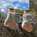 Les chaussettes à l'anaïs