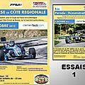 CC circuit de Bresse 2015 - Essais 1