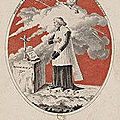 Le 28 janvier <b>1791</b> à Mamers : serment des prêtres.
