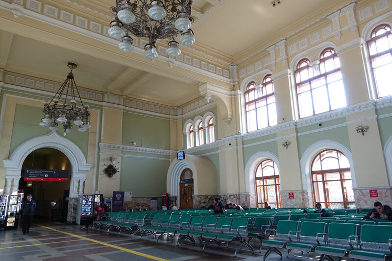 Gare de Riga 2