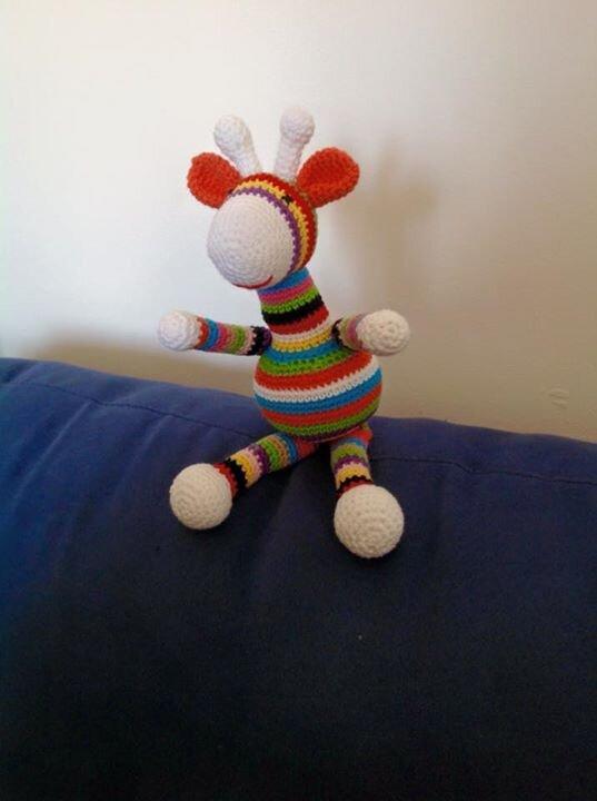Girafe par Adrienne P.