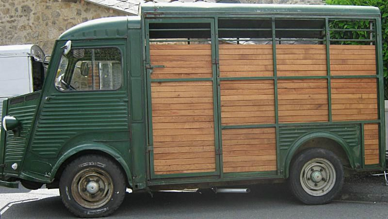 Citroen HY betaillere