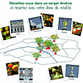 <b>Andros</b> réveille Paris mardi (bon plan parisien)