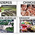 Imagier de chine