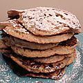 Banana pancakes en 3 ingrédients