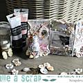 Triptyque atelier en ligne (matériel) par scrapdeval
