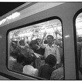 Le metro : un défi quotidien