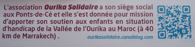 Code QR d'Ourika Solidaire