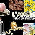 Le bonheur et l'argent