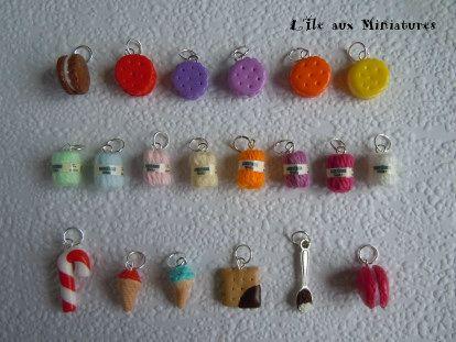 anneaux marqueurs tricot