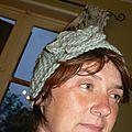 Bonnet et chapeau