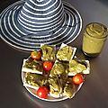 Aubergines (vinete) à la roumaine