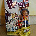 Cu893 : Figurine Remi <b>sans</b> <b>famille</b> 70's