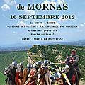 La médiévale de mornas (84), 21ème édition.