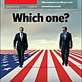 Revue de Presse: <b>The</b> <b>Economist</b> choisit Obama