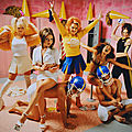1997, Spice Girls par Mark Seliger -1