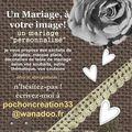 Un mariage à votre image !